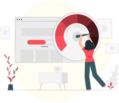 Why Hire ProPlus Logics for Dynamic Web Design Services in Coimbatore- faster page loading time