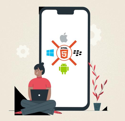 ProPlus Logics is the best Hybrid App Development Company in Coimbatore