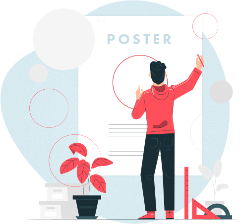 ProPlus Logics provides the best poster designer in coimbatore