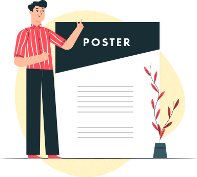 Benefits of choosing ProPlus Logics for Poster designing service- Posters With Right Messages
