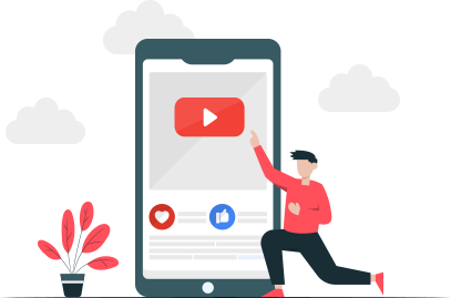 Contact ProPlus Logics for Youtube marketing service