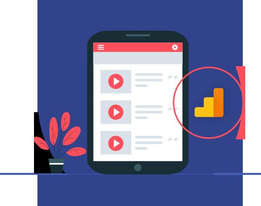 ProPlus Logics 's Effective Youtube Marketing Services- Google Analytics Integration