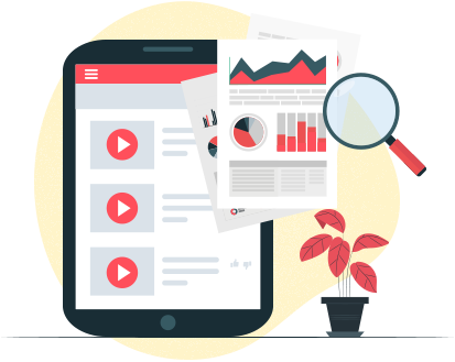 Benefits of choosing ProPlus Logics for Youtube Marketing Services- Transparent YouTube Marketing Campaign Reporting