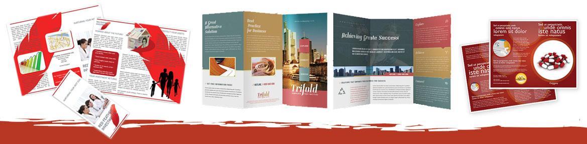 pamphlets design