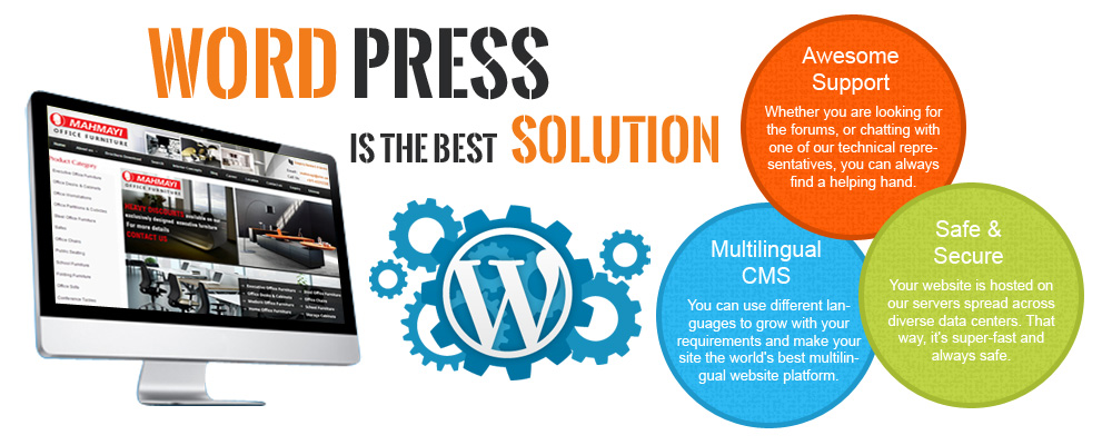 Wordpress Design in Coimbatore