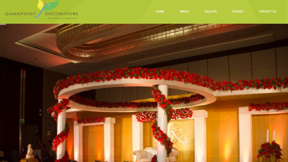 ganapathy-decorators-website-001-proplus-logics