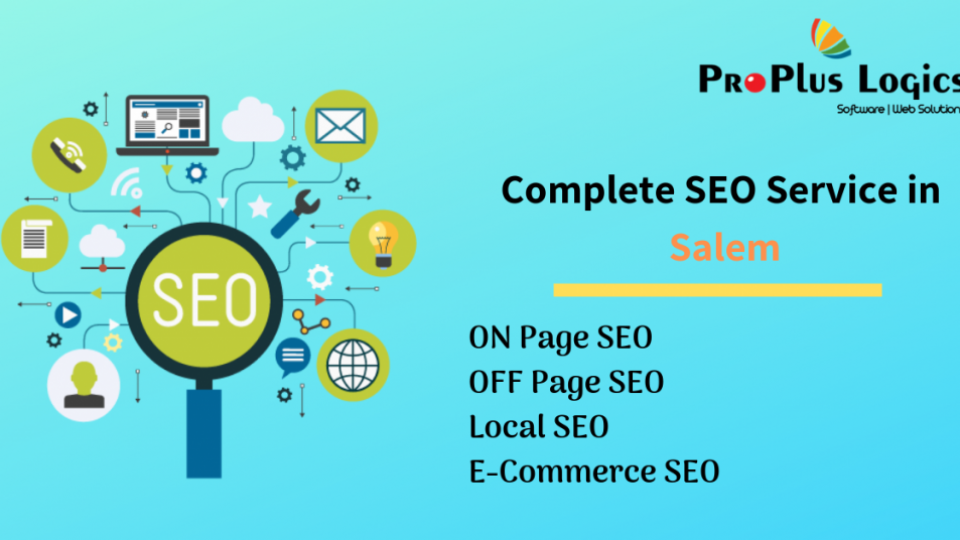 SEO Company in Salem