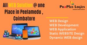 Website design Company in Peelamedu