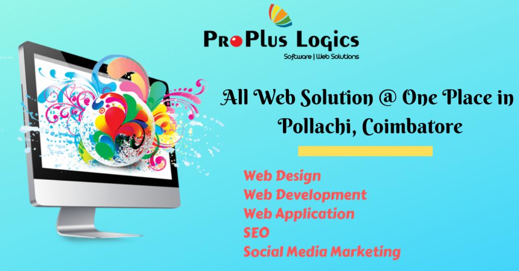 Website Design Company in Pollachi