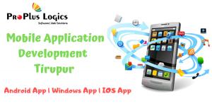 Mobile App development tirupur