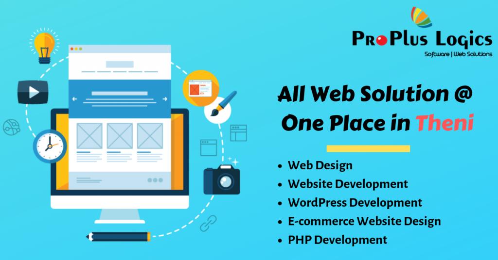 All Web Solution @ One Place in Theni