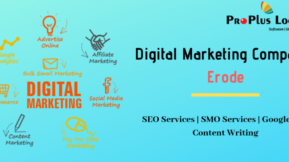 Digital Marketing Company Erode