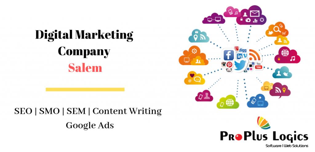 Digital Marketing Company Salem