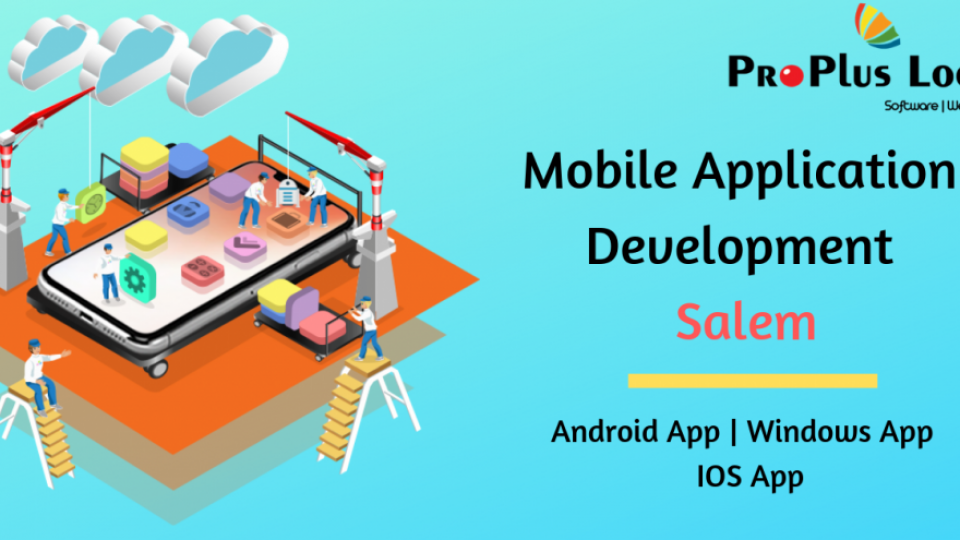 Mobile Application Development Salem