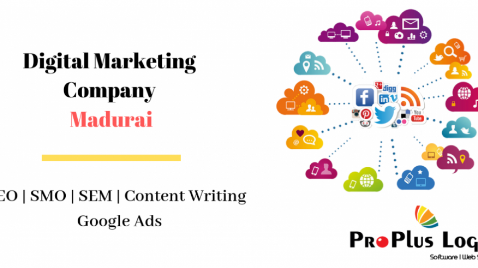 Digital Marketing Company Madurai