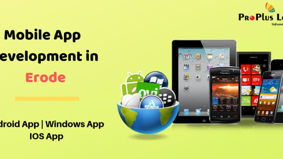 Mobile App Development in Erode