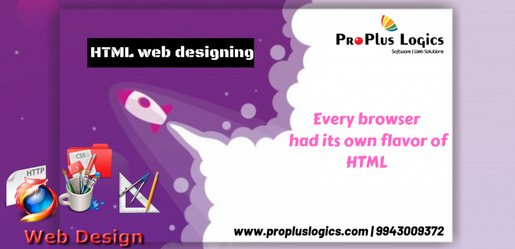 HTML website design coimbatore