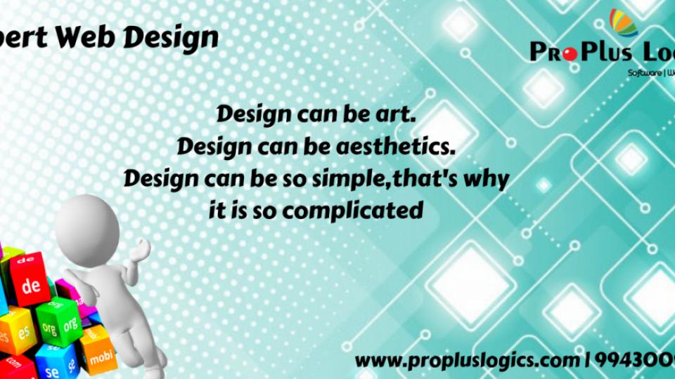 Expert Web Design