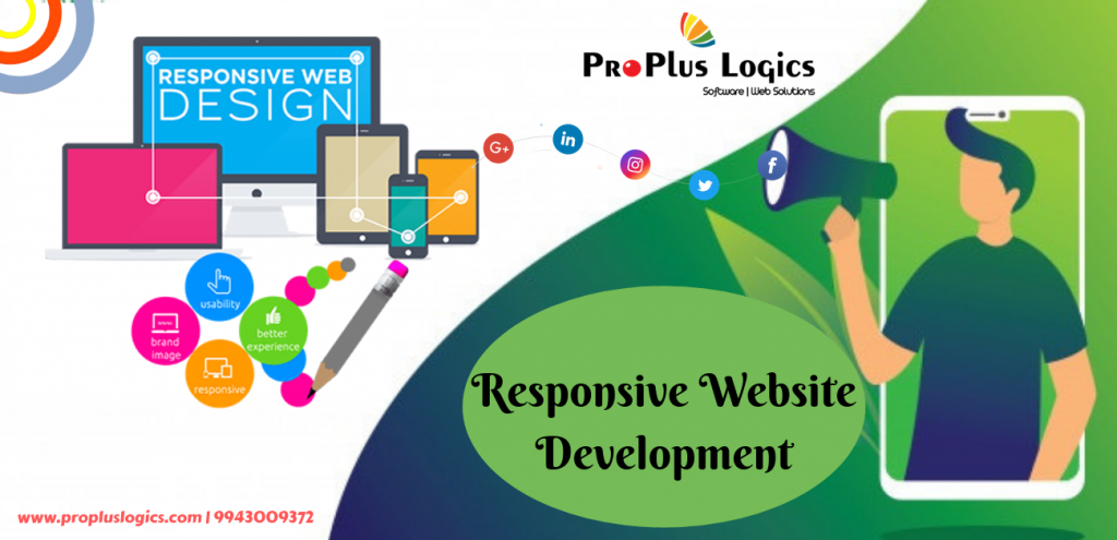 Responsive website design company in coimbatore