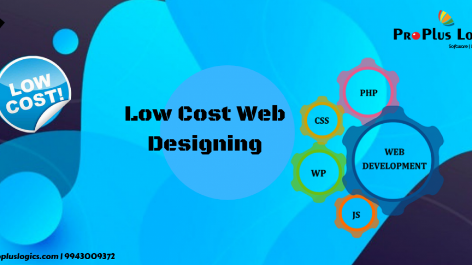 Low cost Website design in coimbatore