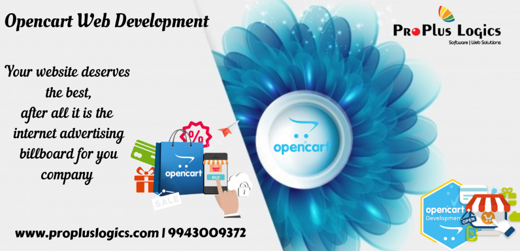 Opencart Development Company in Coimbatore