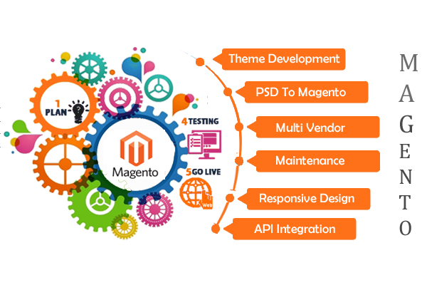 ProPlus Logics ia specilised in magento servies