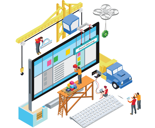 ProPlus Logics is a LeadingDynamic Website Design Companyin Kerala