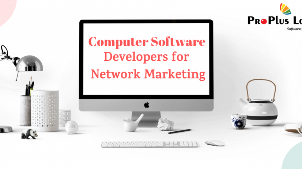 Computer Software for network marketing