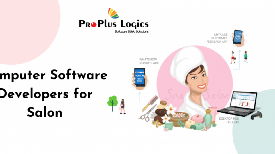 Computer Software Developers for Salon