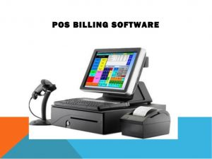 Pos billing software