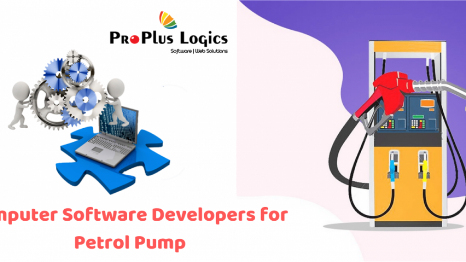 Computer Software Developers for Petrol Pump