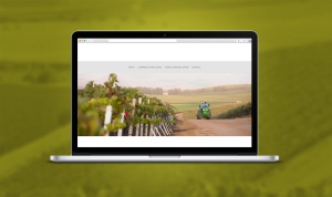 Website Design Company for Agriculture industry