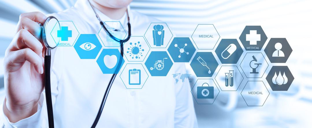 ProPlus is the best top Healthcare website design company