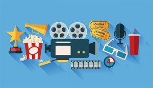 Website Design Company for Entertainment Industry