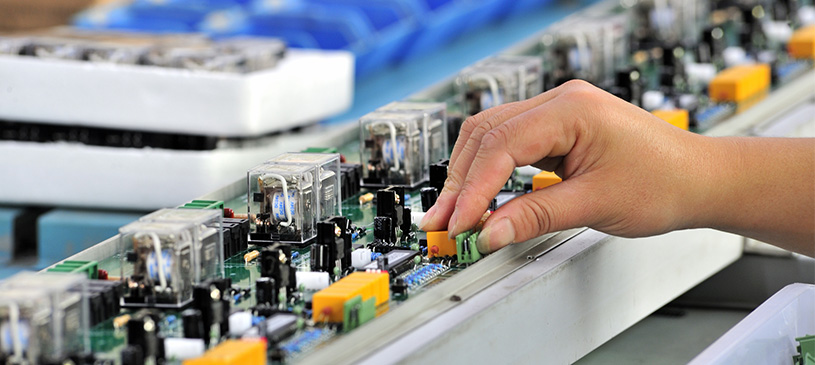 ProPlus Logics is the leading Electronic Industry web design company