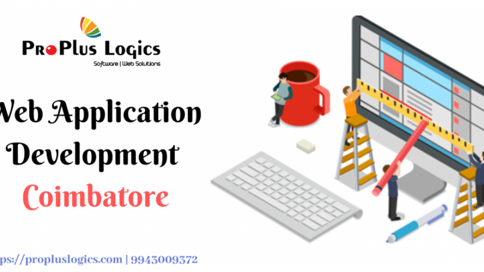web application in coimbatore