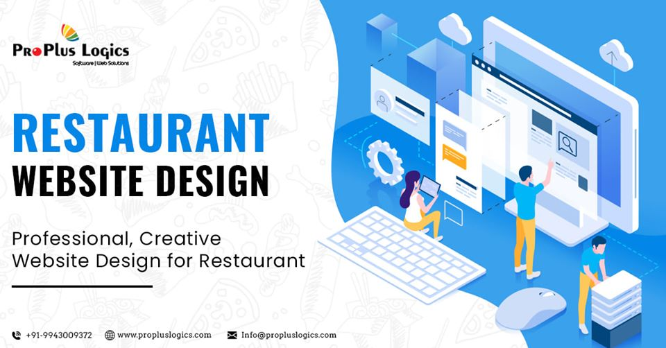 Restaurant Website Design Company in Coimbatore