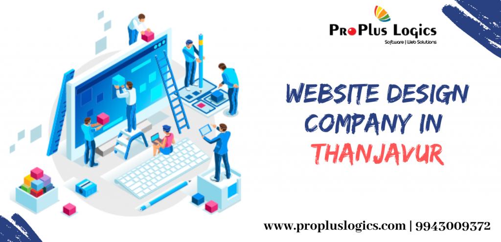 website design company in thanjavur