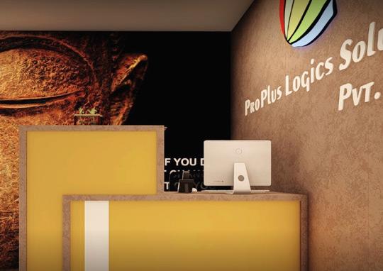 Proplus Logics Corporate office