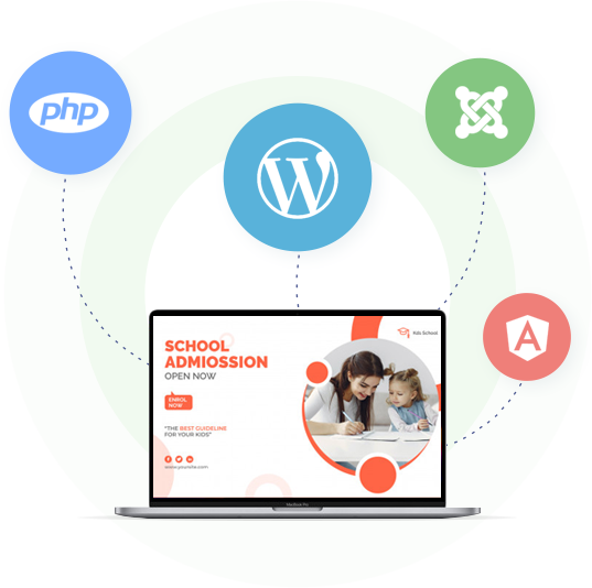 Pro Plus Logics is the Best Dynamic Web Design Company in Coimbatore